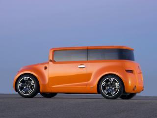 обои Scion Hako Coupe Concept 2008 небо фото