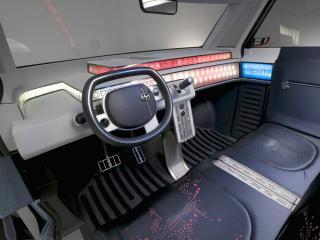 обои Scion t2B Concept 2005 руль фото