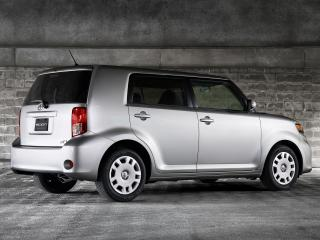 обои Scion xB 2010 двери фото