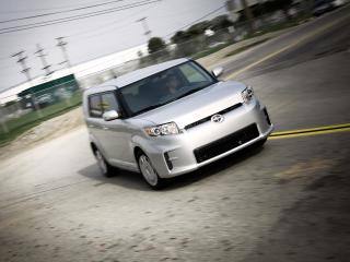 обои Scion xB 2010 дорога фото