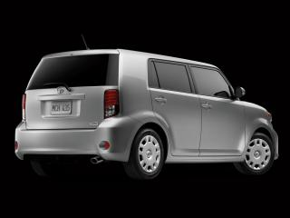 обои Scion xB 2010 зад фото