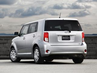 обои Scion xB 2010 задок фото
