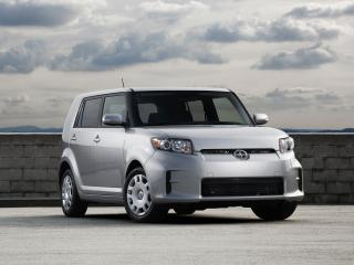 обои Scion xB 2010 небо фото