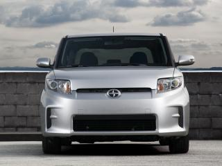 обои Scion xB 2010 перед фото