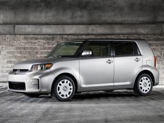 обои Scion xB 2010 сбоку фото