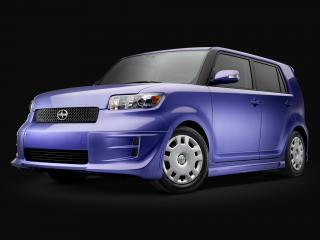 обои Scion xB Release Series 7.0 2010  перед фото