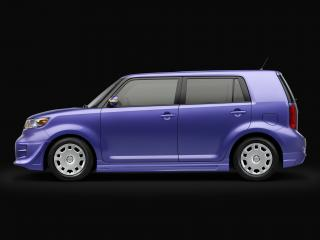 обои Scion xB Release Series 7.0 2010 бок фото