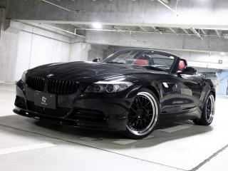обои 3D Design BMW Z4 Roadster (E89) 2010 спереди фото