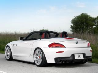 обои 3D Design BMW Z4 Roadster M Sports Package (E89) 2011 без крыши фото