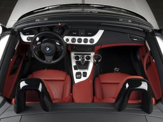 обои 3D Design BMW Z4 Roadster M Sports Package (E89) 2011 внутри фото