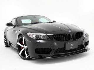 обои 3D Design BMW Z4 Roadster M Sports Package (E89) 2011 мило фото