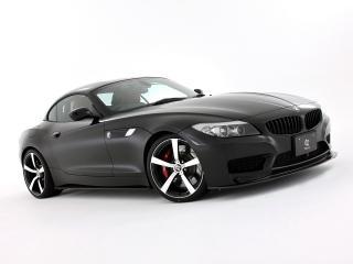обои для рабочего стола: 3D Design BMW Z4 Roadster M Sports Package (E89) 2011 мощь