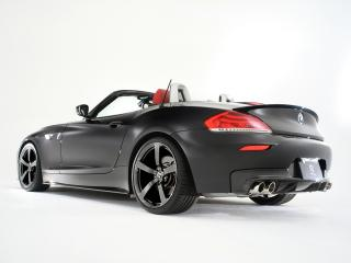обои 3D Design BMW Z4 Roadster M Sports Package (E89) 2011 нет крыши фото