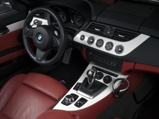 обои 3D Design BMW Z4 Roadster M Sports Package (E89) 2011 руль фото