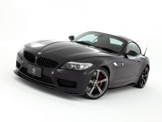 обои 3D Design BMW Z4 Roadster M Sports Package (E89) 2011 фары фото