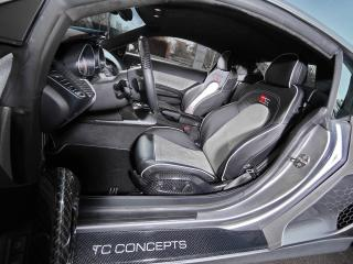 обои TC-Concepts Audi R8 Toxique 2011 внутри фото