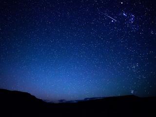 обои Густое звездное небо фото