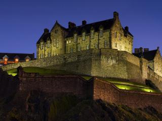обои Величественный замок фото