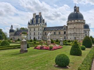обои Старинный замок во франции фото