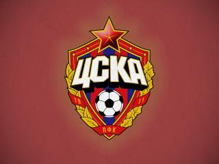 обои Эмблема футбольного клуба цска фото