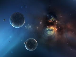 обои Космическое пространство фото