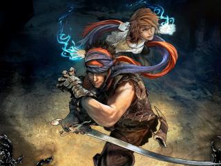 обои Prince of persia,   фрагмент игры фото