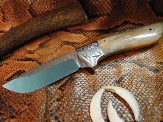 обои Нож африканца фото