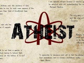 обои Высказывания об атеизме фото