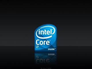 обои Процессор Intel i7 core,   inside tm фото
