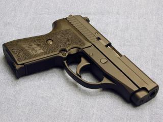 обои Пистолет sig sauer фото