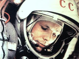 обои Первый космонавт фото