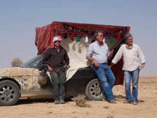 обои Поездка по пустыне фото