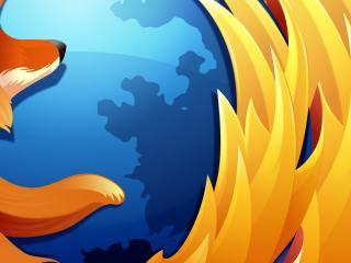 обои Firefox mozilla логотип браузера фото