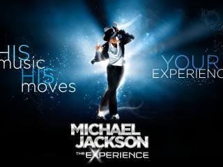 обои Майкл джексон легенда музыки фото