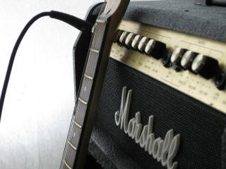 обои Уселитель для гитары marshall фото