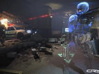 обои Crysis,   2,   нанокостюм в скрытом режиме фото