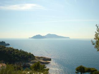 обои Остров в морских водах фото