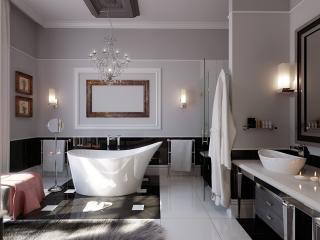 обои Современная ванна фото