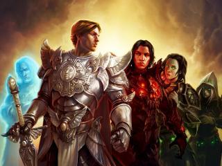 обои Might & magic heroes 6,   герои меча и магии фото