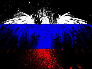 обои Российский орел