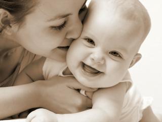 обои Мамочки любовь фото
