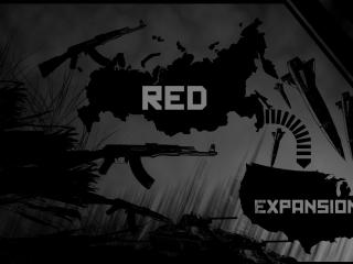 обои Красная экспансия фото