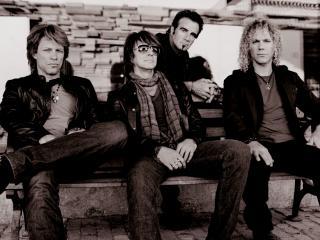 обои Bon Jovi фото
