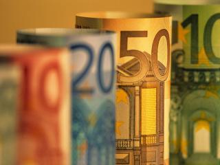 обои Деньги евро валюта фото
