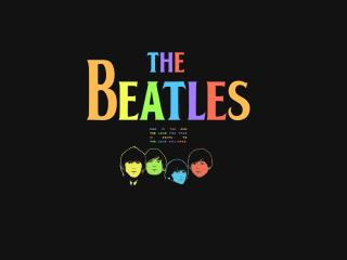 обои The Beatles фото