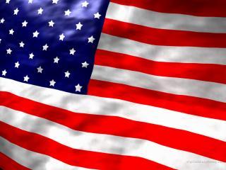 обои Флаг США фото