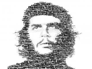 обои Че гевара кубинский революционер фото