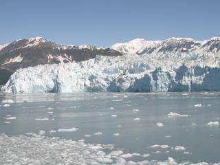 обои Спокойные воды Арктики фото