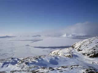 обои Туманность Арктики фото