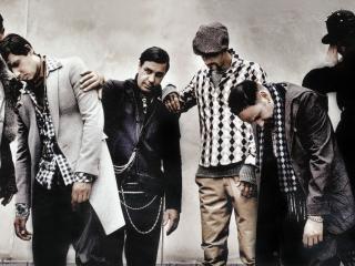 обои Rammstein рок группа фото